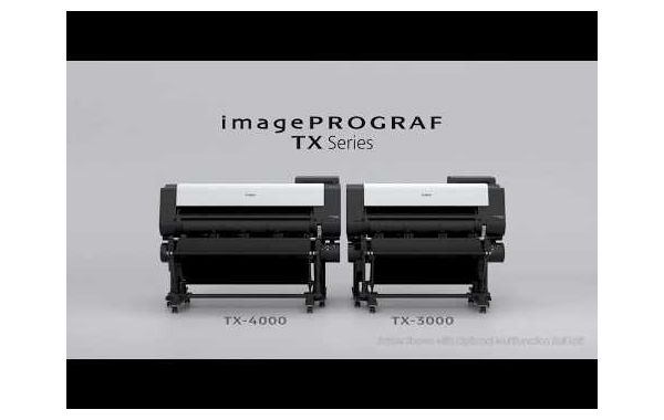 Plotter Canon imagePROGRAF TX-3000
