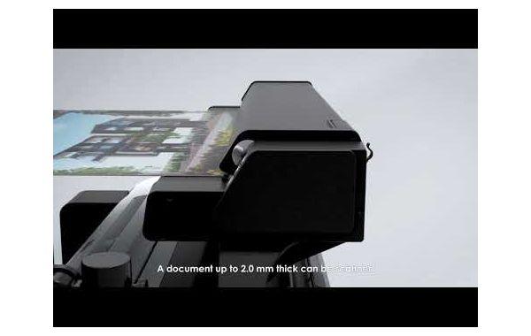 Scanner Canon T36 ΓΙΑ ΤΗ ΣΕΙΡΑ Plotter TM